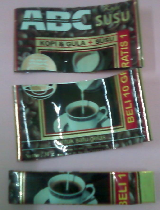 cara membuat tas dari bungkus kopi